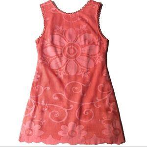 Free People New Romantics Sleeveless Pink Dress